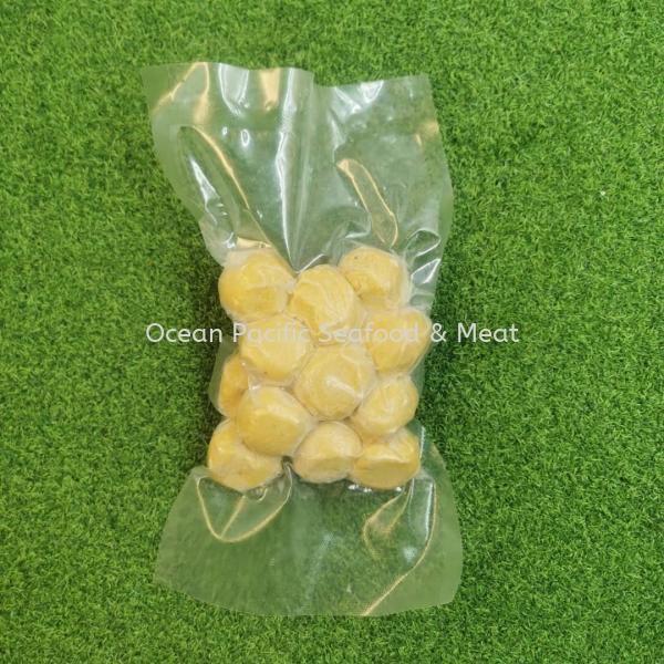 Custard Flavour Sweet Potato Ball (15pcs/pkt) Dessert  Frozen Food  Johor Bahru (JB), Malaysia Wholesaler, Supplier, Supply, Supplies | Ocean Pacific Seafood & Meat Sdn Bhd