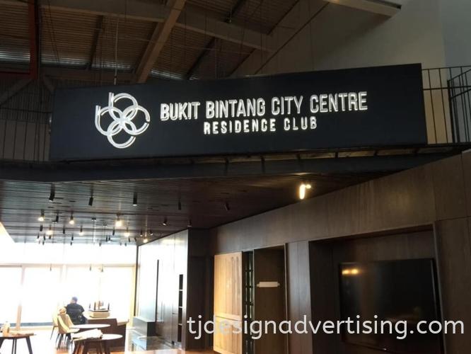 Box-Up 3D Signage - BUKIT BINTANG CITY CENTRE