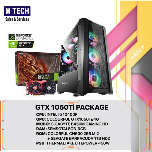 PC CUSTOME MADE BY M Tech