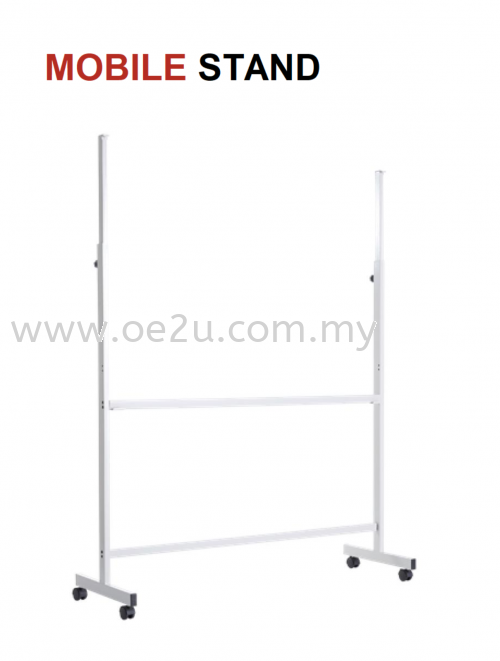 Mobile Stand (Non-Adjustable Height & Width)