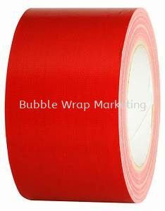 Cloth Tape Red 48mm x 6yards
