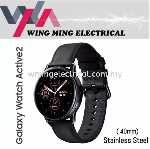 Samsung Galaxy Watch Active 2 R830 (40mm) Stainless Steel