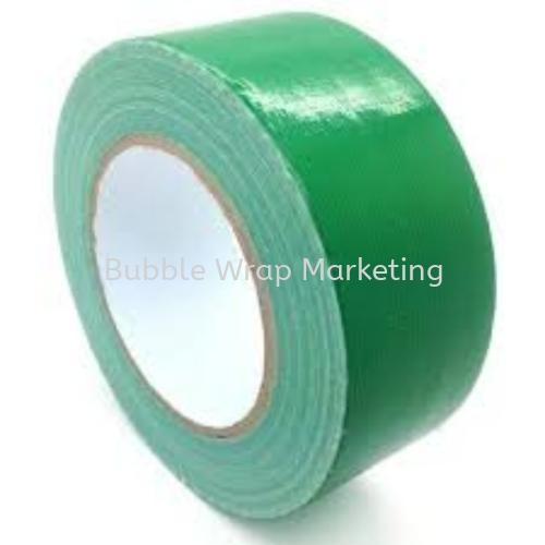 Cloth Tape Green (48mm x 6Yards ) 72rolls/ctn