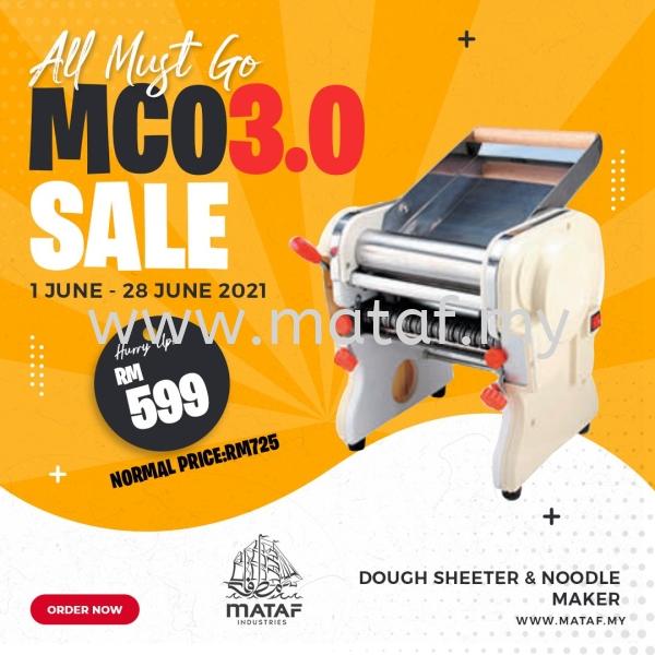 Dough Sheeter & Noodle Maker PROMOTION Seremban, Malaysia, Negeri Sembilan Supplier, Suppliers, Supply, Supplies   Mataf Industries