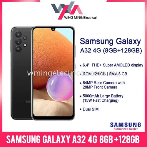 Samsung Galaxy A32 4G 6.4Inch Android