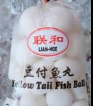LH YELLOW TAIL FISH BALL 180G 豆腐鱼丸