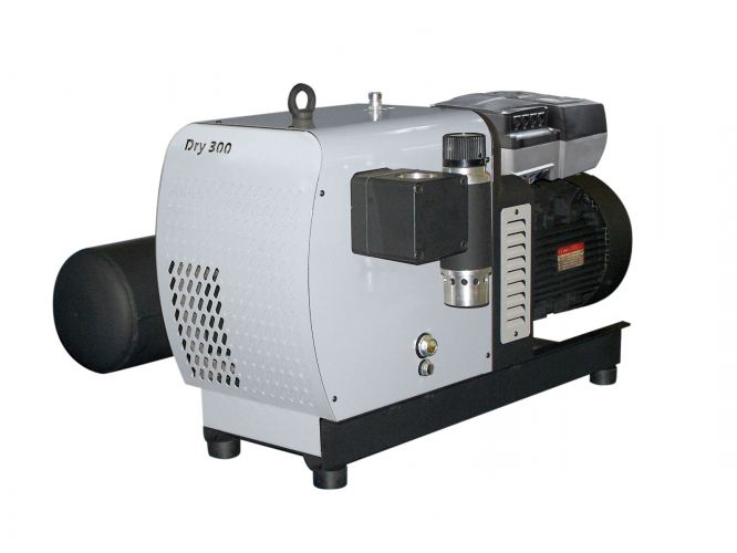 Serie DRY VFD Ultimate pressure: ≤ 150÷≤ 200 mbar Operating frequency: 17,5÷55 Hz