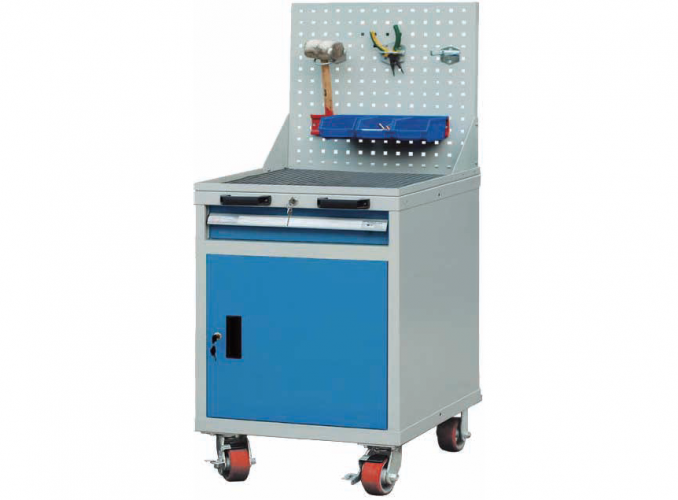 564*572*870mm Roller Cabinet with Tool Panels