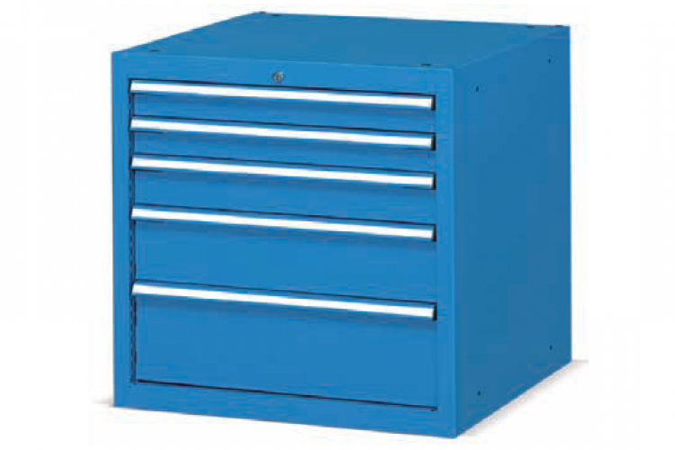 Professional Heavy Duty Drawer Cabinet Series - 5 Drawer Cabinets