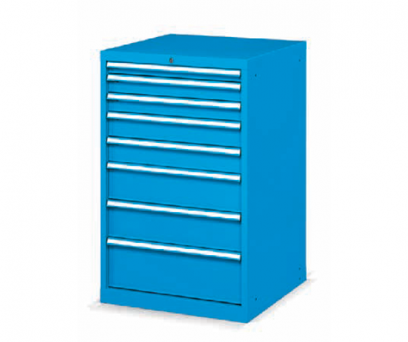 Professional Heavy Duty Drawer Cabinet Series - 8 Drawer Cabinets