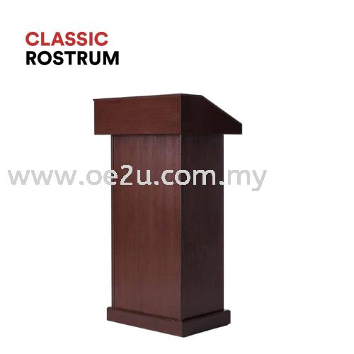 Classic Rostrum