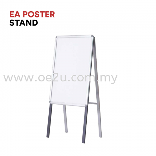 EA Poster Stand (Single Sided)