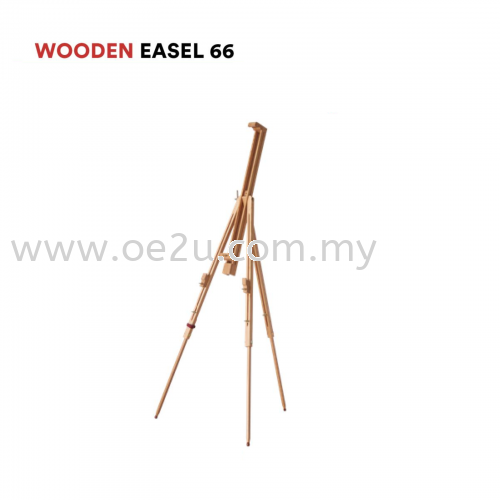 Wooden Easel Stand (Wooden Easel 66)