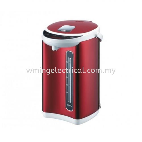 Pensonic PTF5001 Thermo Flask 5L (Red) PTF-5001