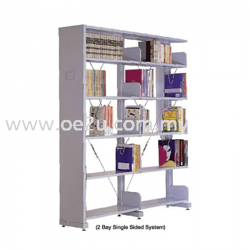 LION Library Shelving