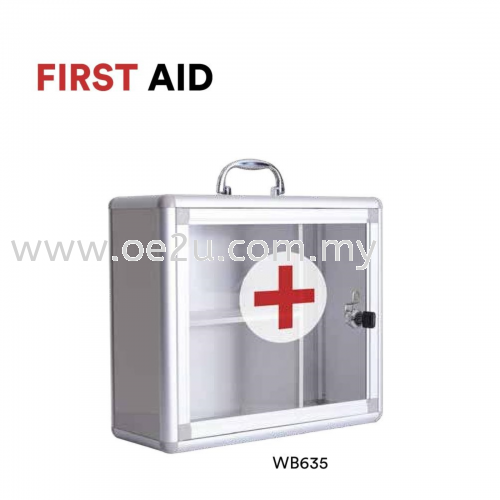 First Aid Box (Large)