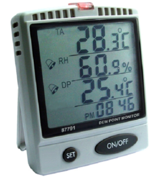 AZ Hygro-Thermometer Desktop Temperature or Humidity Monitor Others Melaka, Malaysia, Ayer Keroh Supplier, Suppliers, Supply, Supplies | Carlssoon Technologies (Malaysia) Sdn Bhd