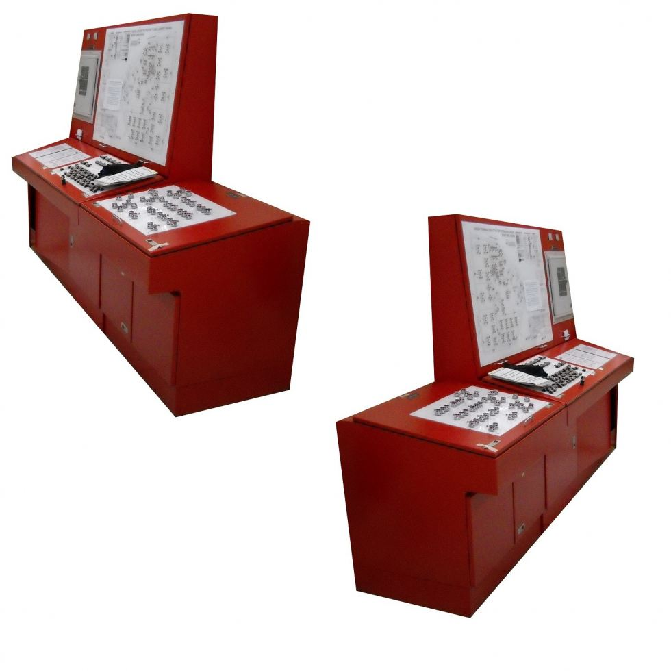 Security & Protection Firefighting Supplies Fire Alarm Control Pane Fire Alarm control console