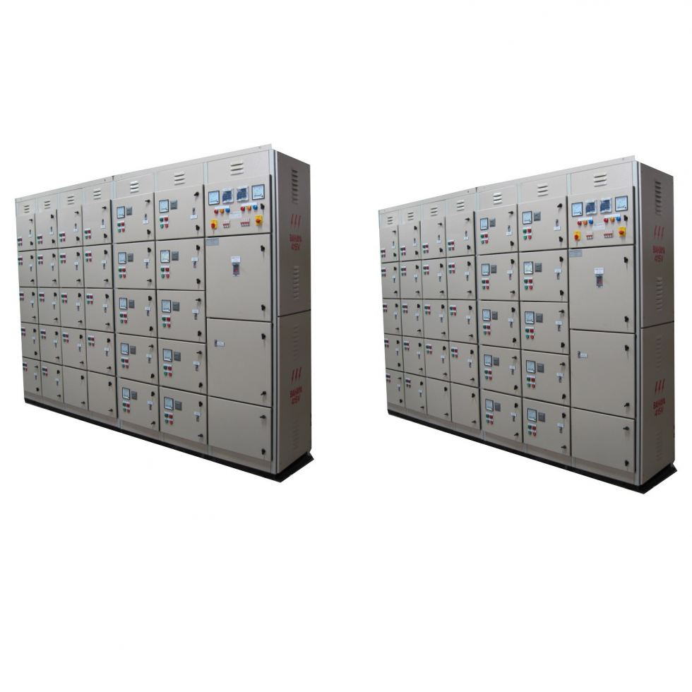 2.0mm Polycarbonate sheet Electrical Equipment Power Distribution Equipment Stainless Steel Motor control centre panel