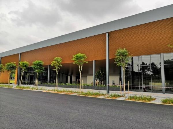 Aluminium Strip Ceiling & Facade Series 03 - Aluminium Strip Ceiling Selangor, Malaysia, Johor Bahru (JB), Kuala Lumpur (KL), Bandar Puncak Alam, Mount Austin Supplier, Suppliers, Supply, Supplies | Space Products Sdn Bhd