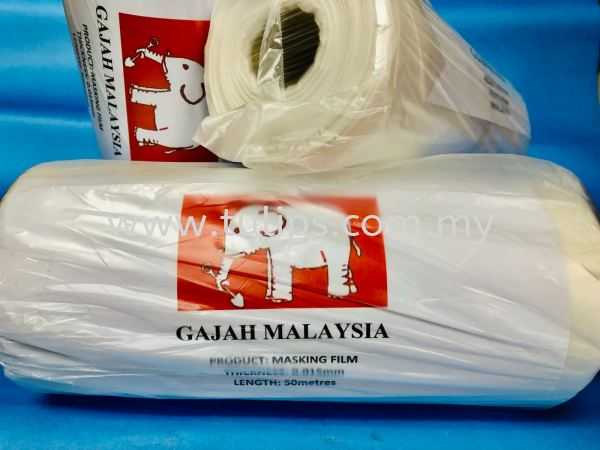 Masking Film Stretch Films Wrap & Strap Penang, Malaysia, Penang Street Supplier, Suppliers, Supply, Supplies | Chew Kok Huat & Son Sdn Bhd