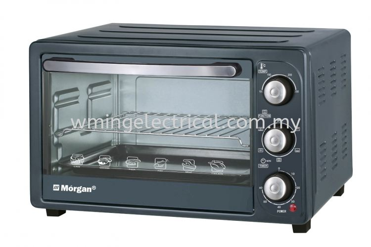 Morgan 26L ELECTRIC OVEN 6 Function MEO-HC26C
