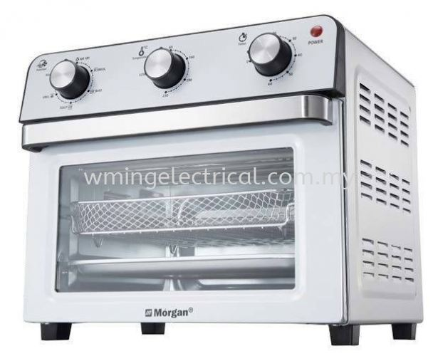 Morgan 22L Air Fryer Oven with 6 Functions 1500W Convection Grill & Roast MAO-VORTEX PRO 22
