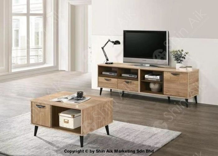 TV Cabinet & Coffee Table