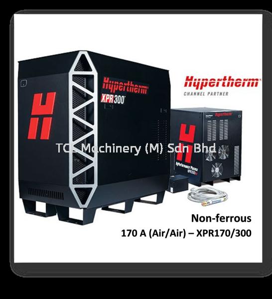 170A-XPR170/300 XPR : Non-ferrous (Air/Air) Plasma Consumables - Hypertherm Accessories Johor Bahru JB Malaysia Supply Supplier | TCL Machinery (M) Sdn Bhd