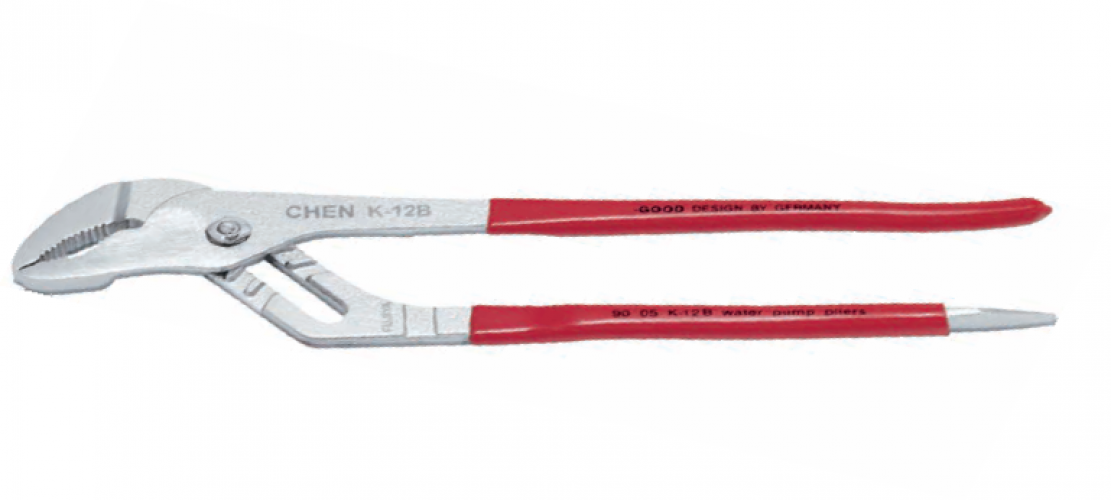 """11"""" / 285mm Groove Joint Water Pump Pliers"""