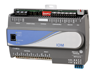Input/Output Module (IOM) Series Controllers