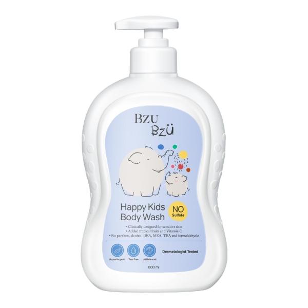 BZU BZU - HAPPY KIDS BODY WASH - 600ml - BZU520183 BZU BZU Bathing Bathing / Cleaning Johor Bahru (JB), Malaysia, Skudai Supplier, Suppliers, Supply, Supplies | Top Full Baby House (M) Sdn Bhd