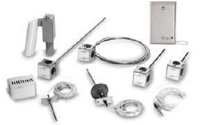 TE-6300 Series Temperature Sensors