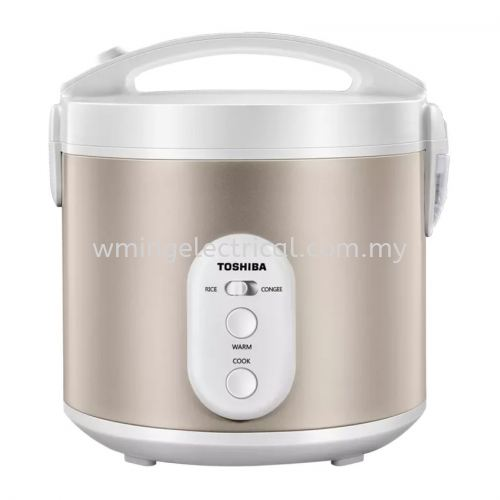 Toshiba Rice Cooker Free Steamer Tray RC-18JH1NMY 2mm Non-Stick Pot Jar Type 1.8L Rice Cooker Periuk Nasi