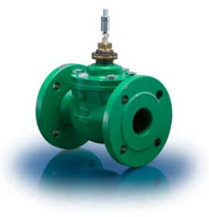 2SAS/2SBS District heating valve