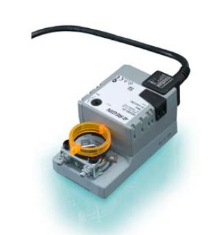 RDAB5-230 Damper actuator, 5 Nm