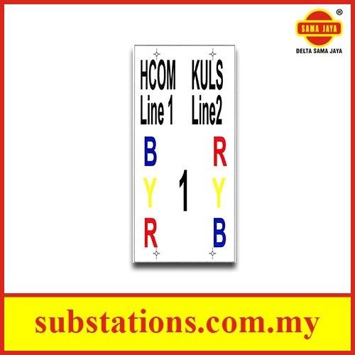 Transmission Tower Label Safety Signage Safety Signage & Locks Malaysia, Kuala Lumpur (KL), Selangor Supplier, Manufacturer, Supply, Supplies | Delta Sama Jaya Sdn Bhd
