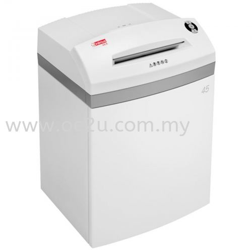 INTIMUS 45 CP5 Paper Shredder (Micro Cut: 1.9x15 mm)_Made in Germany