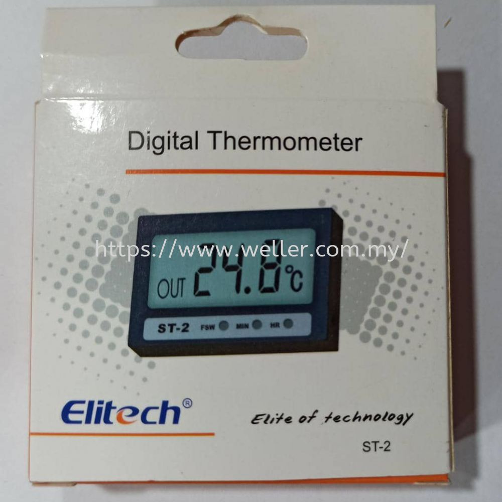 ELITECH ST-2 THERMOMETER