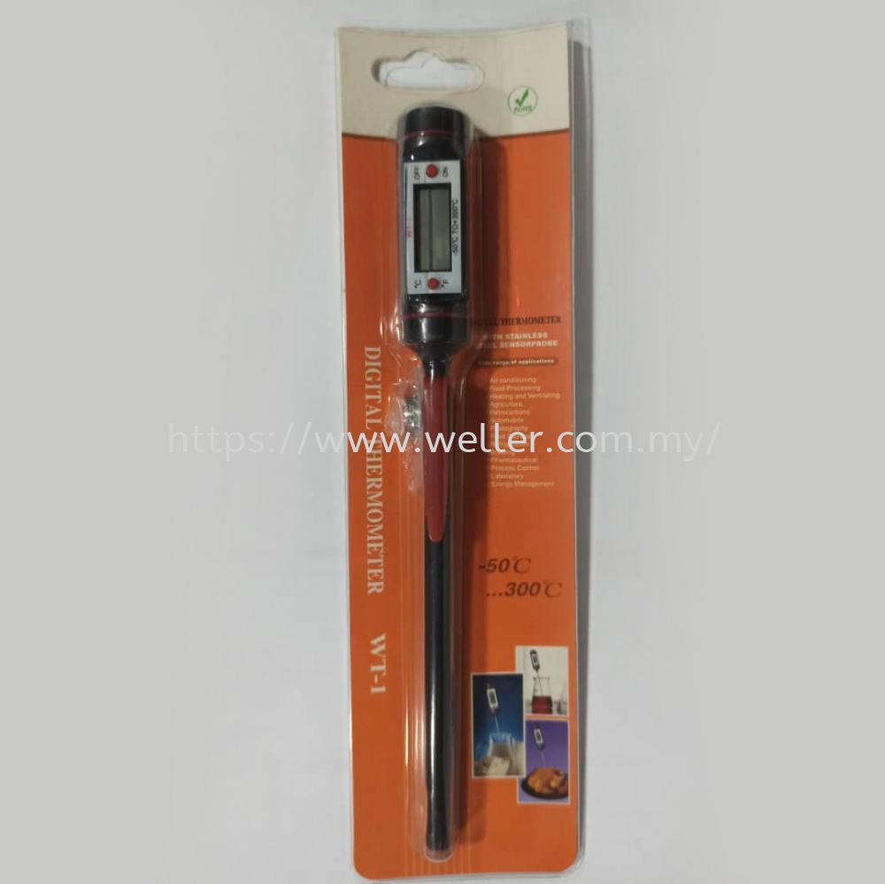 ELITECH WT-1B PLUG IN THERMOMETER