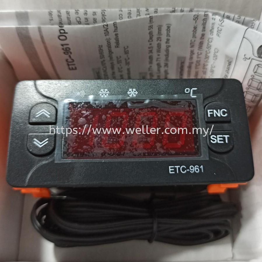ELITECH ETC-961 DIGITAL CONTROLLER
