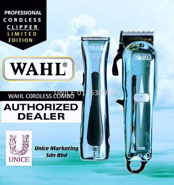 Wahl Cordless Taper Combo Wahl Professional Hair Clipper, Trimmers & Shavers BARBER & SALON TOOLS Johor Bahru JB Malaysia Supplier & Wholesaler | UNICE MARKETING SDN BHD