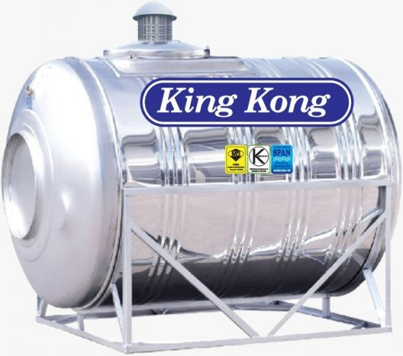 Stainless Steel BA-304 Water Tank ZR Series Horizontal With Stand