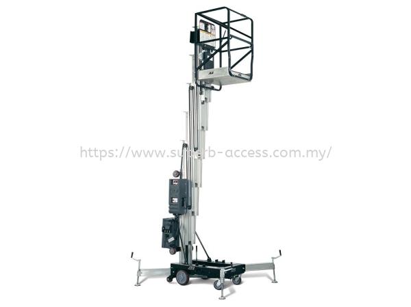 30AM Push Around Vertical Lift Personal Lift Aerial Work Platform Selangor, Malaysia, Kuala Lumpur (KL), Shah Alam Supplier, Rental, Supply, Supplies | Superb Access Solutions Sdn Bhd