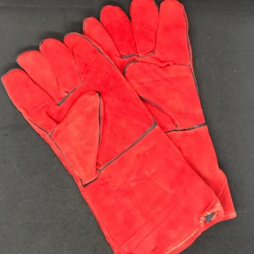 """Full Leather Welding Gloves 13"""""""