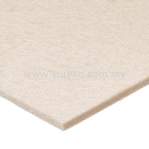 Wool Felt Sheet 1.8mW Gasket and Seal Malaysia, Kuala Lumpur (KL), Selangor, Johor Bahru (JB) Manufacturer, Supplier, Supply, Supplies | Yureka Sdn Bhd