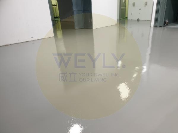 Polyurethane Mortar Coating Polyurethane (PU) Flooring Heavy Duty Industrial Floor Coatings Penang, Malaysia, Bukit Mertajam Services | WEYLY SDN BHD