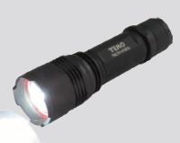 LED Super Bright Zoom Flashlight Kit (UK Standard)