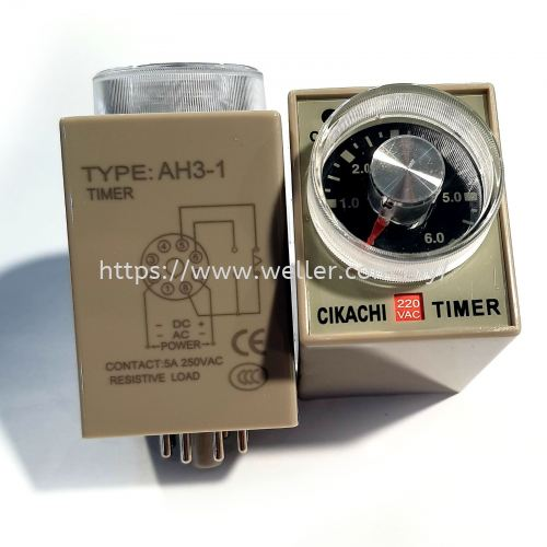 CKC TIMER WITH BASE