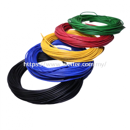 PVC INSULATED CABLE (0.75MM ~ 25MM)